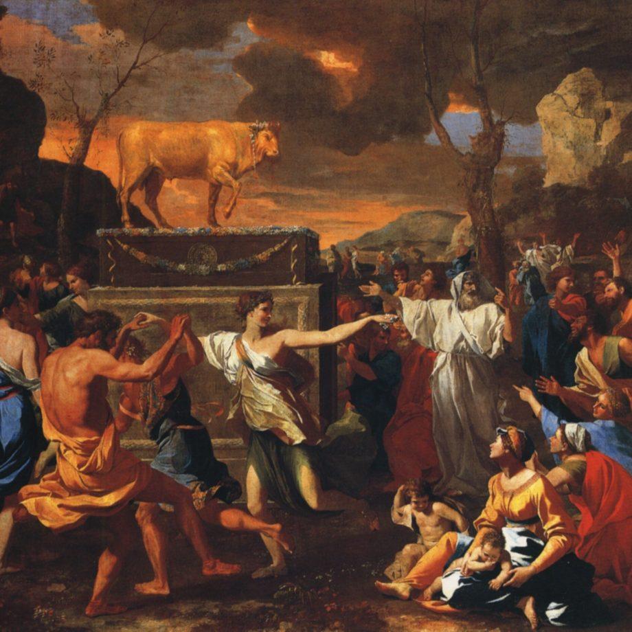 TMT 098: Exodus 32:1 -32:7