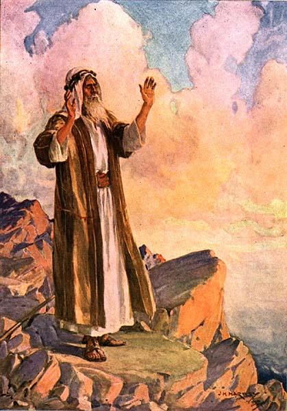 TMT 100: Exodus 32:7 – 32:14 part Deux