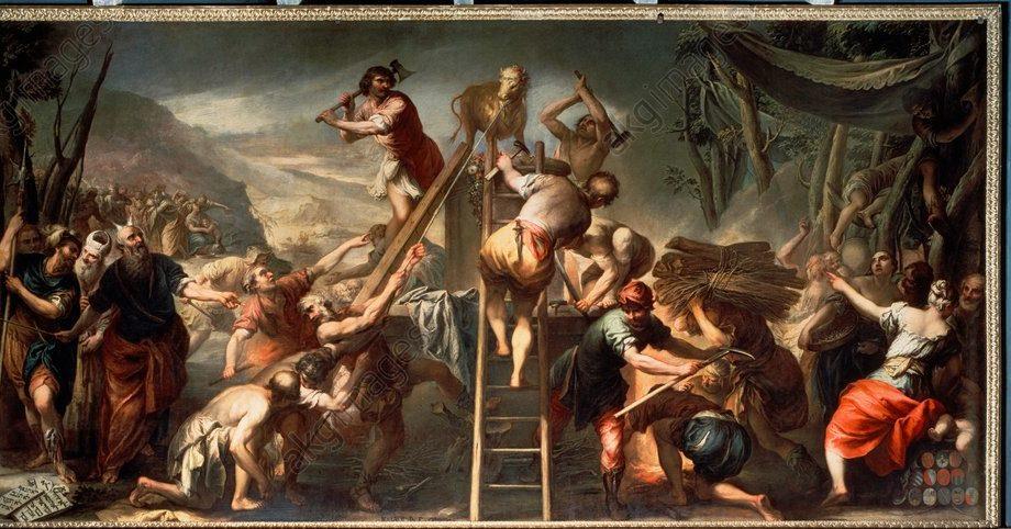 TMT 104:  Exodus 32:25 – 32:35