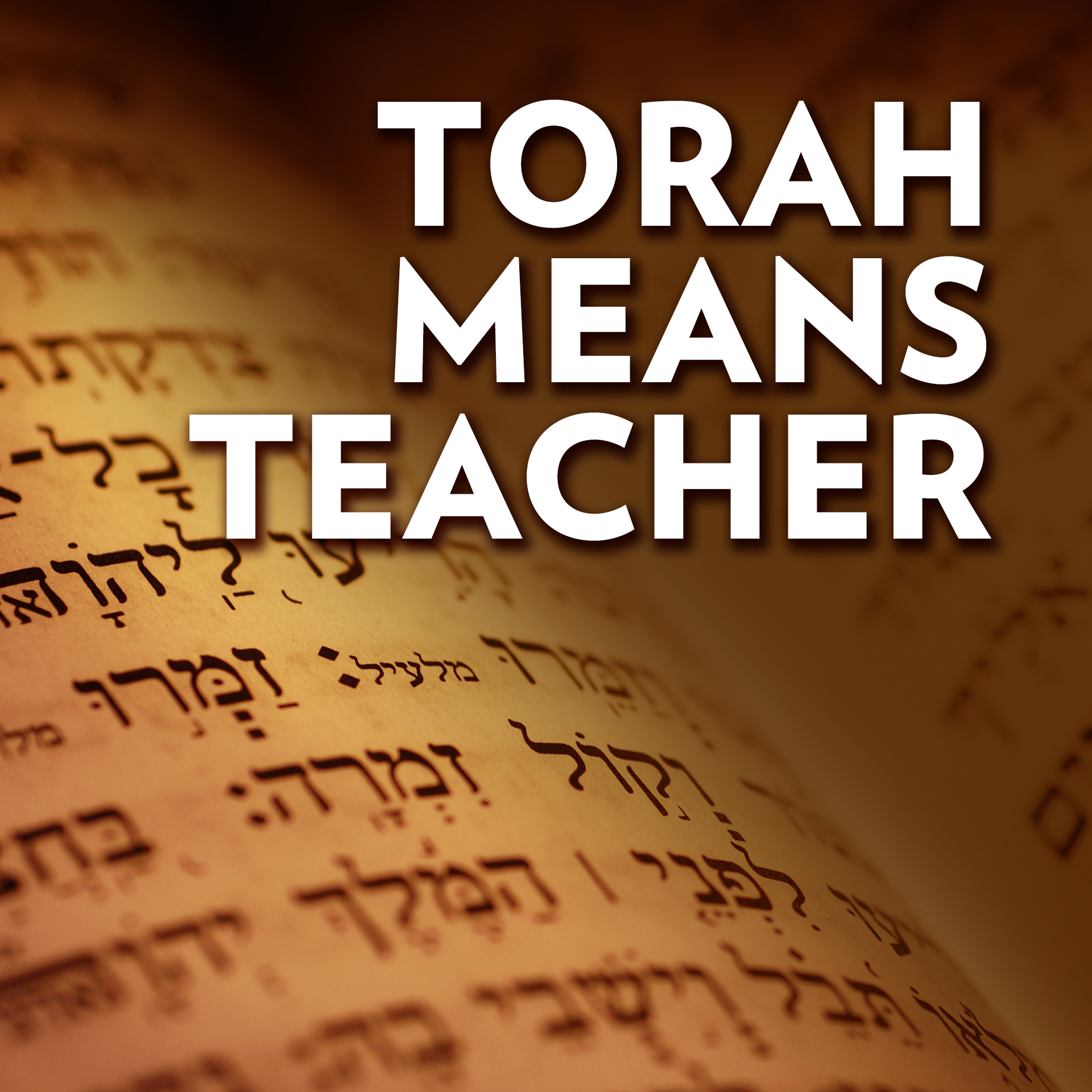 Torah Means Teacher: Lessons from the First Five Books of the Bible: Dr. Nahum Roman Footnick ~ Inspired by Dennis Prager and many more…